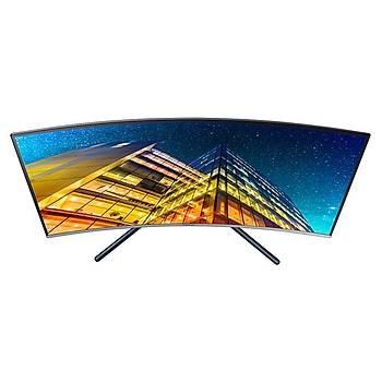 Samsung LU32R590CWMXUF 32 60Hz 4ms HDMI+DP UHD 4K Curved Monitör