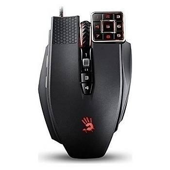 Bloody ML160A LK Laser Core3 Aktif 8200CPI MetalAyak Oyuncu Mouse