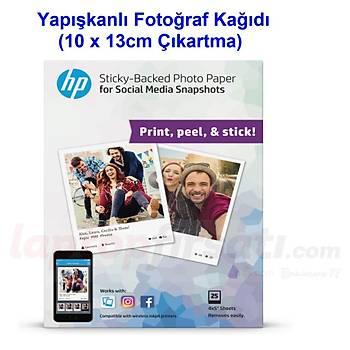 HP Social Media Snapshots Çýkarýlabilir Yapýþkan Fotoðraf Kaðýdý