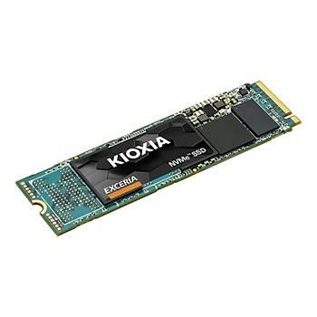 Kioxia Exceria NVMe 500GB 1700MB-1600MB/s M2 PCIe Nvme 3D NAND SSD (LRC10Z500GG8)