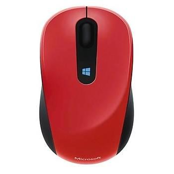 ????Microsoft Sculpt Mobile Kýrmýzý BlueTrack Mouse 43U-00025