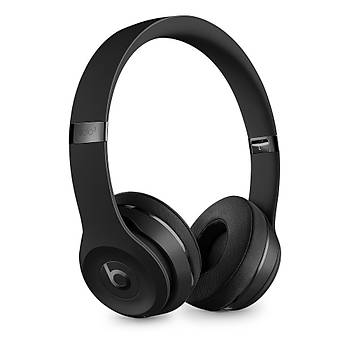 Beats by Dr. Dre Solo³ Beats Icon Collection Mat Siyah mx432ee/a