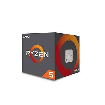 AMD Ryzen 5 1500X 3.70GHz/3.50GHz 16MB Cache Soket AM4 Ýþlemci
