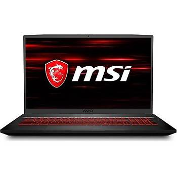 MSI GF75 9SC-439XTR i7-9750H 8GB 1TB+256SSD GTX1650 DOS 17.3 120Hz