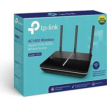 TP-Link Archer VR600 1600Mbps VDSL/ADSL2+ Modem/Router,EWAN,VPN