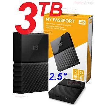 WD MyPassport 3TB 2,5