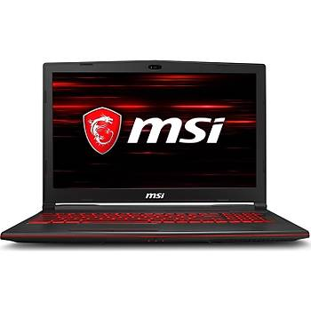 MSI GL63 8RC-204XTR i78750H 8GB 1TB+128SSD 17.3 DO