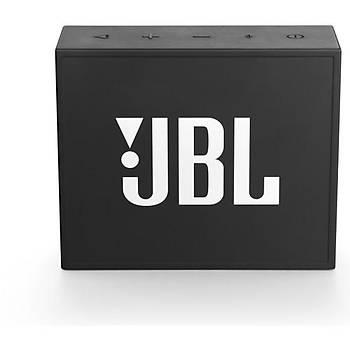 JBL Go+ Plus Taşınabilir Bluetooth Hoparlör Black