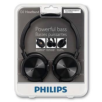 ????Philips SHL3000 DJ(Mikrofonsuz)Powerfull BASS KulaküstüKulaklýk