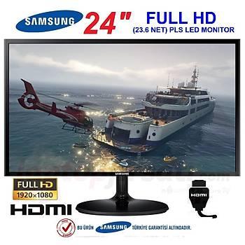 Samsung LS24F350FHMXUF 23.5