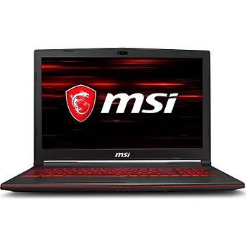 MSI GL63 8RC-204XTR i7 8750H 8GB 1TB+128SSD GTX1050(4GB_DDR5) DOS