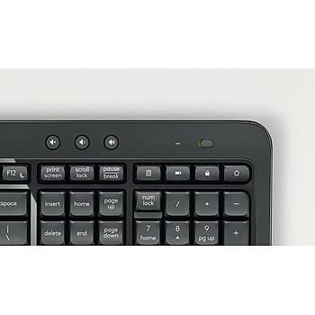 Logitech MK540 Advanced Kablosuz Klavye Mouse Seti 920-008687