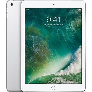 Apple iPad Wi-Fi+Cellular 4G 128GB Gümüþ MP272TU/A
