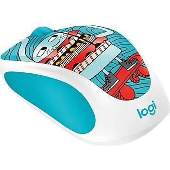 Logitech M238 Kablosuz Mouse The Doodle 910-005052