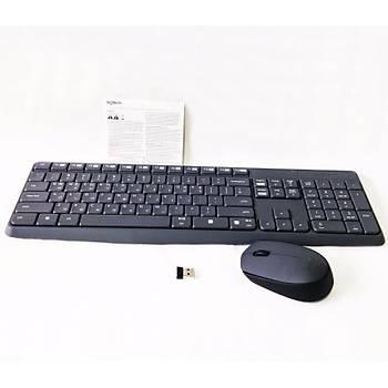 Logitech MK235 Kablosuz KLAVYE + MOUSE Set 920-007925