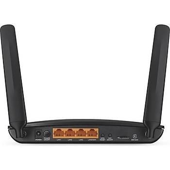 TP-LINK Archer MR200 750 Mbps AC Kablosuz Dual Band 3G/4G LTE SIM Kart Giriþli Router