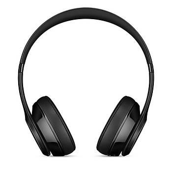 Beats Solo3 Bluetooth Kablosuz Kulaklýk MNEN2EE/A PARLAK SÝYAH