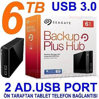 Seagate 6TB Backup Plus 3.5