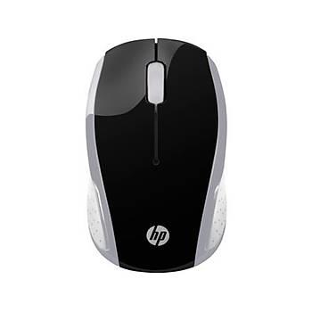 ????Hp 200 2HU84AA Kablosuz MINI Mouse - Siyah Gri