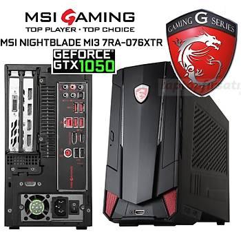 MSI NIGHTBLADE MI3 7RA-076XTR i5 8GB 1TB 1050 FDOS
