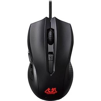 Asus Cerberus Çift El Kullanýmlý Optik Oyuncu Mouse