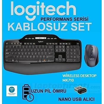 Logitech MK710 Kablosuz Klavye Mouse Set 920-002439