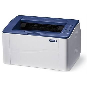 Xerox Phaser 3020 Wi-Fi Kablosuz Lazer Tonerli Yazýcý