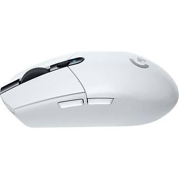 Logitech G305 Lightspeed Wireless Oyuncu Mouse - Beyaz 910-005292