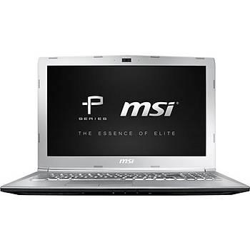 MSI PE62 7RD-1232TR i7 7700HQ 8GB 1TB+128SSD 4GBDDR5_GTX1050 Win10 15.6