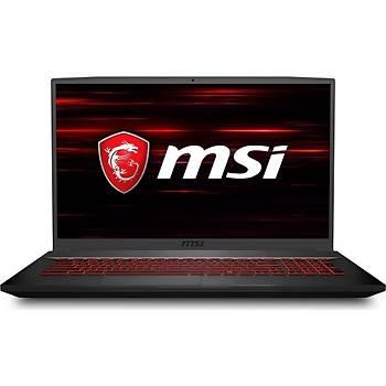 MSI GF75 9SC-040XTR i7-9750H 8GB 1TB+256GB GTX1650 FDOS 17.3 FHD