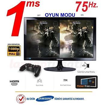 Samsung LS24D332HSX/UF 24 75Hz 1ms (HDMI+VGA) FHD TN Panel Oyuncu Monitör