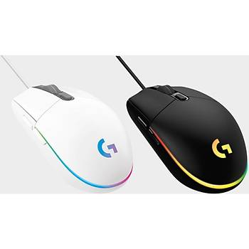 Logitech G203 LIGHTSYNC IÞIKLI  Kablolu Mouse 910-005796