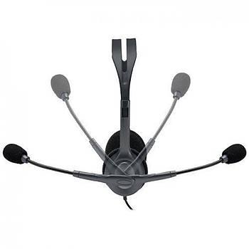 Logýtech H111 Stereo Headset (981-000593) KULAKLIK