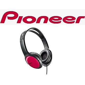 ????Pioneer SE-MJ711-R Kulaküstü Kulaklýk
