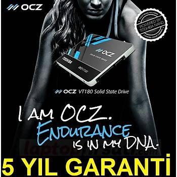 5 YIL GARANTÝLÝ OCZ TOSHIBA VT180 240GB SSD 550/530MB/sn