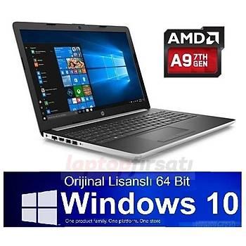 HP 15-DB0002NT AMD A9 9425 4GB 1TB 2GB W10 15.6