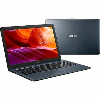 Asus X543MA-GQ495T INTEL N4000 4GB 500GB ORJ. WINDOWS 10 15.6