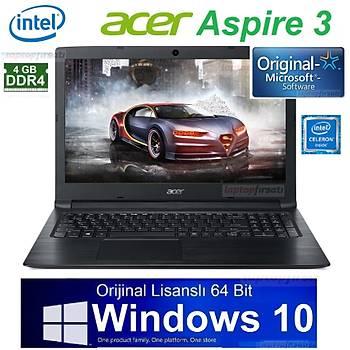 ????Acer Aspire A315-32-C7DT INTEL N4000 4GB 500GB 15.6
