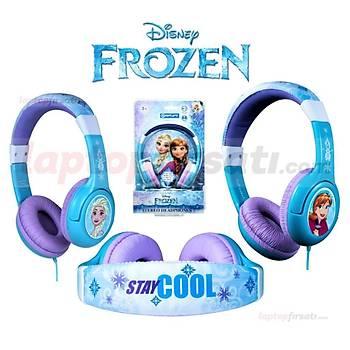 Disney Frozen Karlar Ülkesi Anna Elsa Çocuk Kulaklığı DY-1001-AFR
