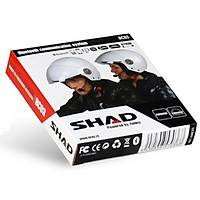 Shad Motosiklet Kask - Stereo Intercom Bluetooth Kulaklýk BC03