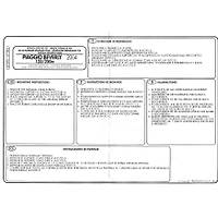 KAPPA A108A PIAGGIO BEVERLY 250 (04-07) RÜZGAR SÝPERLÝK BAÐLANTISI