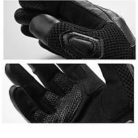 Scoyco MC57 Yazlýk Korumalý Eldiven (Sarý-Siyah) KARBON FÝBER