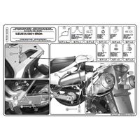 KAPPA KL528 SUZUKI DL 1000 V-STROM (02-11) - KAWASAKI KLV1000 (04-10) YAN ÇANTA TAÞIYICI