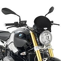 GIVI 100ALB BMW R NINE T (14-20) - YAMAHA XSR 700 (16-20) - XSR 900 (16-20) RÜZGAR SÝPERLÝK