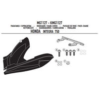 GIVI MG1127 HONDA INTEGRA 750 (14-20) ZÝNCÝR MUHAFAZA VE ÇAMURLUK