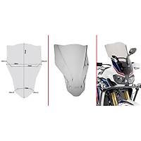 GIVI D1144S HONDA CRF1000L AFRICA TWIN (16-19) - ADVENTURE SPORTS (18-19) RÜZGAR SÝPERLÝK
