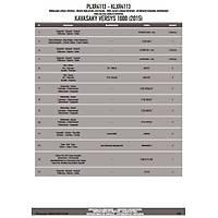 GIVI PLXR4113 KAWASAKI VERSYS 1000 (15-16) YAN ÇANTA TAÞIYICI