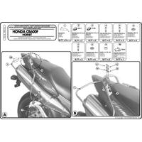 KAPPA TK214 HONDA CB 600 F HORNET - S (98-06) YAN KUMAÞ ÇANTA TAÞIYICI