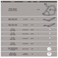 GIVI TN5108OX BMW R1200GS (13-18) - R1200R-R1200RS (15-18) KORUMA DEMÝRÝ