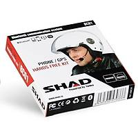 SHAD BC01 Motosiklet Kask Ýnterkom Bluetooth Kulaklýk